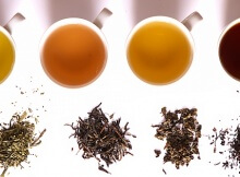 healing power of tea