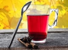 herbal medicinal healing tea