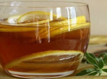 healing remedy warm water honey and lemon