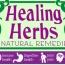 healing herbs chart